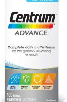 Centum Advance Multivitamins