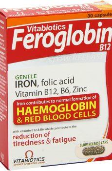 Vitabiotic Feroglobin Capsules
